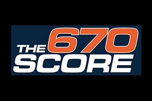 logo chicago WSCR 670