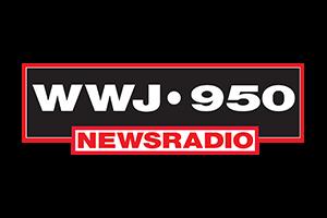 logo detroit WWJ
