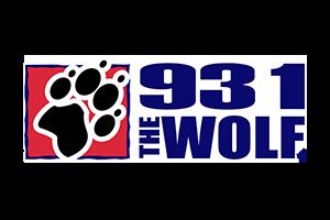 logo greensboro Wolf931