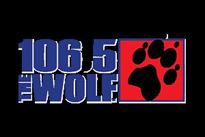 logo kansas WOLF 1065