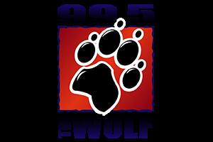 logo portland WOLF995