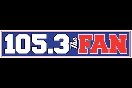 logo dallas thefan1053